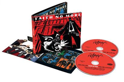 FAITH NO MORE - King For a Day - deluxe edition - 2016