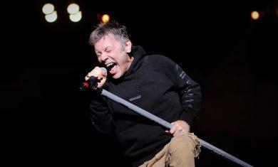 Artista: Iron Maiden | Fotografo: Enrico Dal Boni | Data: 26 luglio 2016 | Venue: Piazza Unità d'Italia | Città: Trieste