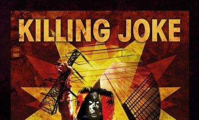 KILLING JOKE - locandina - Milano - 2016