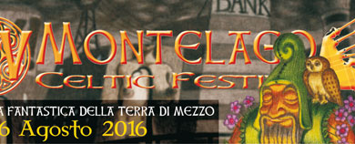 MONTELAGO CELTIC FEST - 2016
