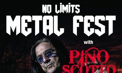 No Limits Metal FEST - LOCANDINA - 2016