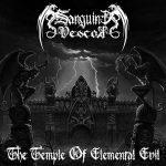 Sanguine Vesco - The Temple Of Elemental Evil cover - 2016