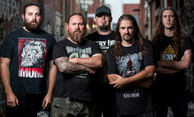 TRUTH CORRODED - band - 2016