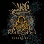 Yob - flyer tour europeo 2016 - 2016