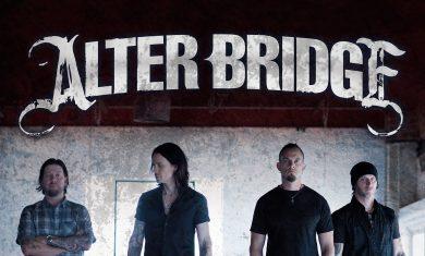 alter bridge - bologna - 2016