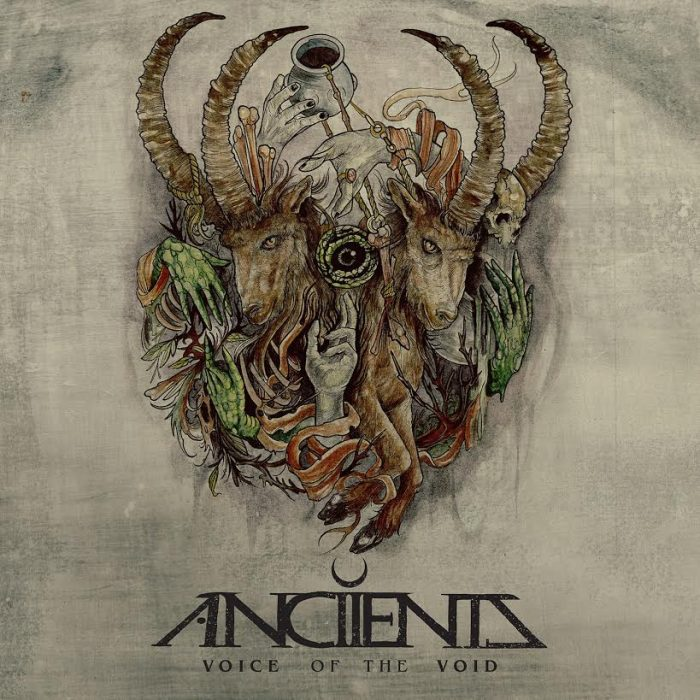 anciients - Voice of the Void - 2016