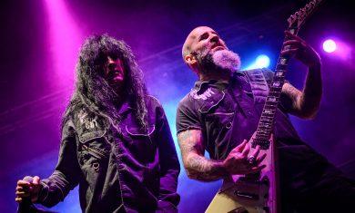 Artista: Anthrax | Fotografo: Davide Serafini | Data: 22 luglio 2016 | Venue: Piazza Italia | Città: Majano