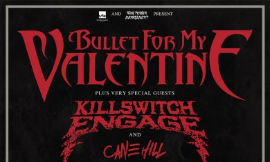 bullet for my valentine - killswitch engage - milano - 2016