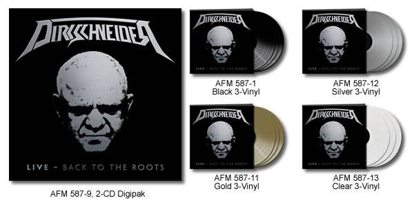 dirkschneider - live back to the roots - 2016