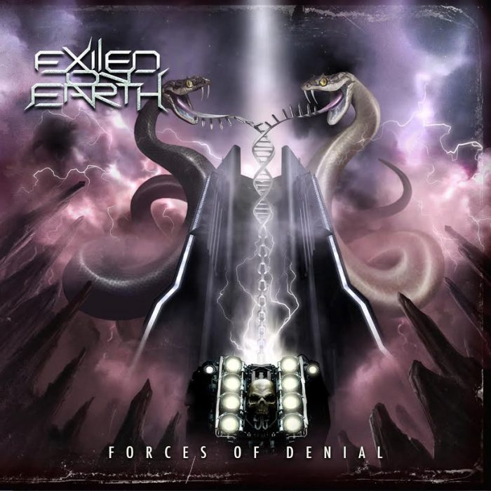 exiled on earth - Forces of Denial - 2016