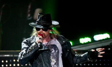 Guns n' Roses - Axl Rose live Milano - 2012