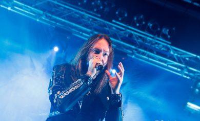 Hammerfall - Joacim Cans live Trezzo sull'Adda 2015