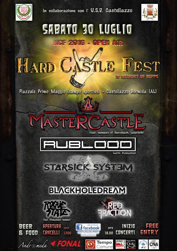 hard castle fest 2016