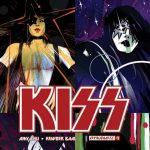 kiss - fumetti - 2016