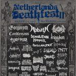 netherlands deathfest 2017 - locandina 4
