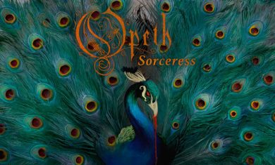 opeth - sorceress - 2016