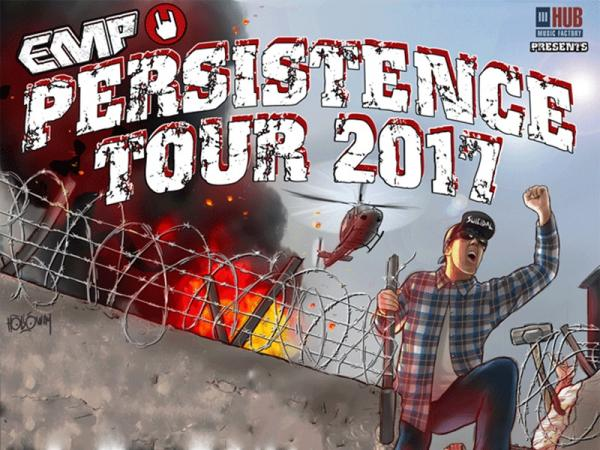 persistence tour 2017 - suicidal tendencies live club