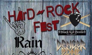 rain - hard rock fest 2016