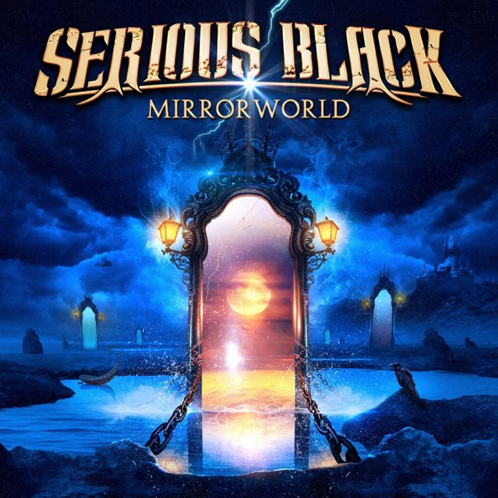 serious black - mirrorworld - 2016