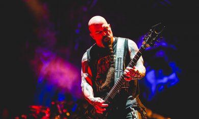 Artista: Slayer | Fotografo: Francesco Castaldo | Data: 4 luglio 2016 | Venue: Market Sound | Città: Milano