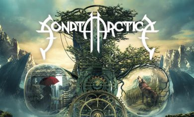 sonata arctica - the ninth hour - 2016