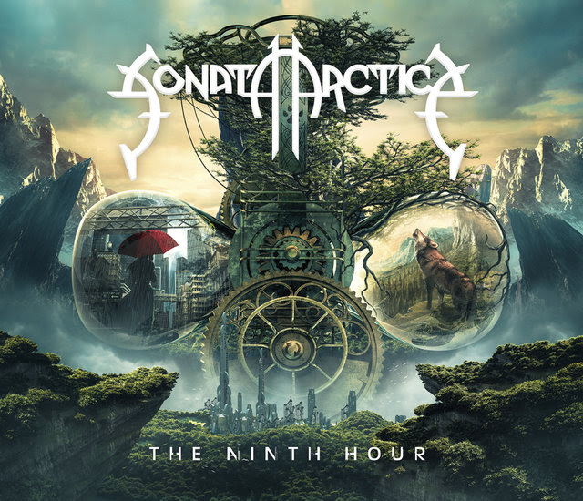sonata arctica - the ninth hour - 2016