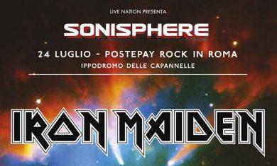 sonisphere italia 2016 - locandina definitiva