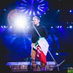 Artista: Iron Maiden | Fotografo: Francesco Castaldo | Data: 22 luglio 2016 | Venue: Mediolanum Forum | Città: Assago (Milano)