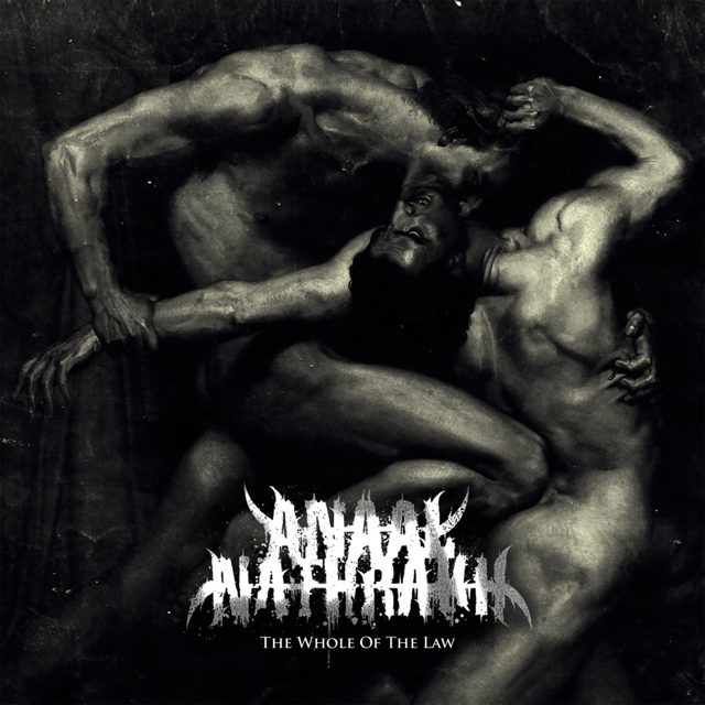 ANAAL NATHRAKH -  THE WHOLE OF THE LAW - album - 2016