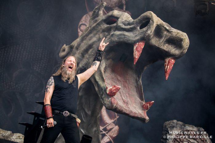 Amon Amarth - Hellfest 2016 - 2016