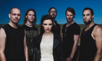 BEYOND THE BLACK - band - 2015