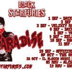 Black Star Furies - locandina tour - 2016