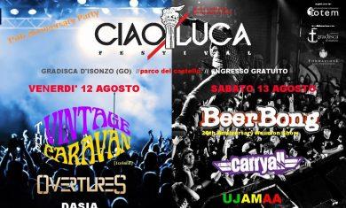 CIAOLUCA - locandina - 2016