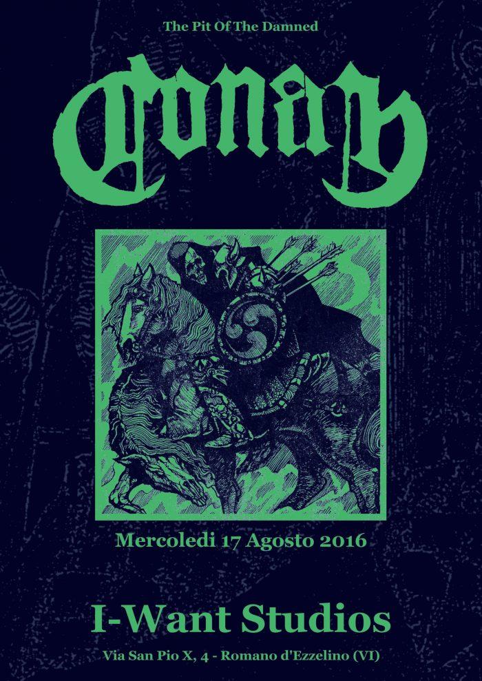 CONAN - locandina agostoo 2016