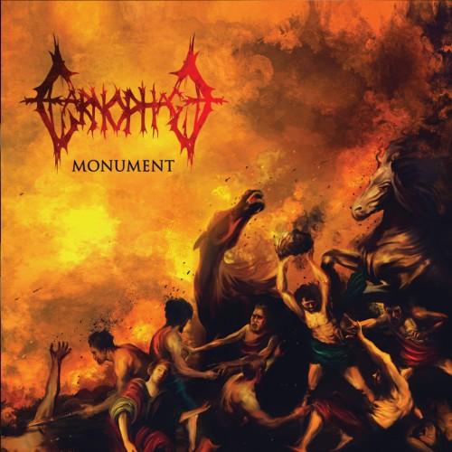 Carnophage-Monument-album - 2016