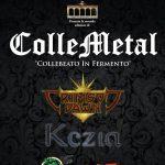 ColleMetal Fest - locandina - 2016
