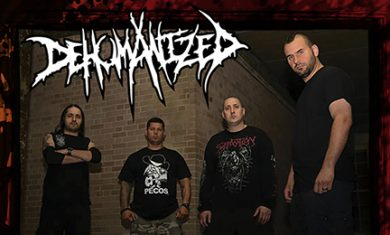 Dehumanized band 2016