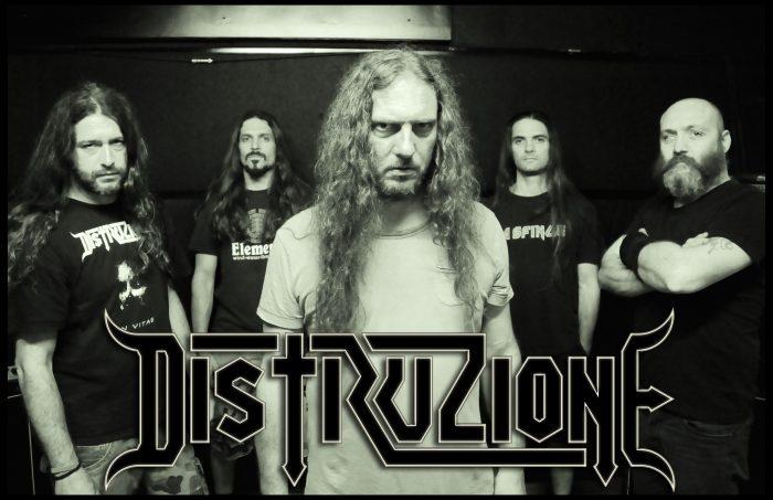 Distruzione - band - 2016
