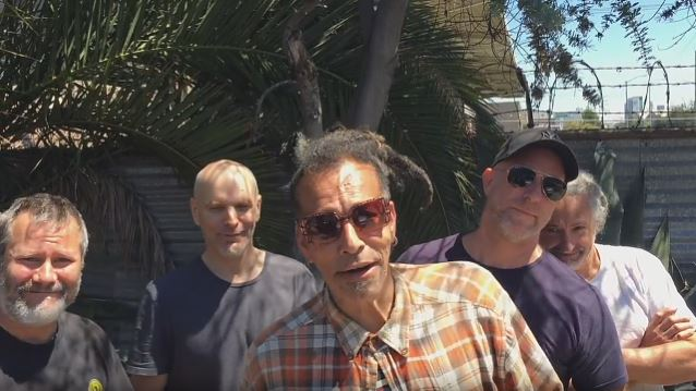 FAITH NO MORE con Chuck Mosley - 2016