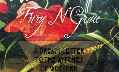 Fury N Grace - A Dream-Letter To The Witches Of Western Europe - album - 2016