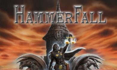 HAMMERFALL - built to last - album - 2016