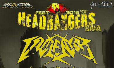 Headbangers Baia Festival 2016