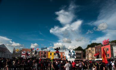 Hellfest 2016 - Camden town - 2016