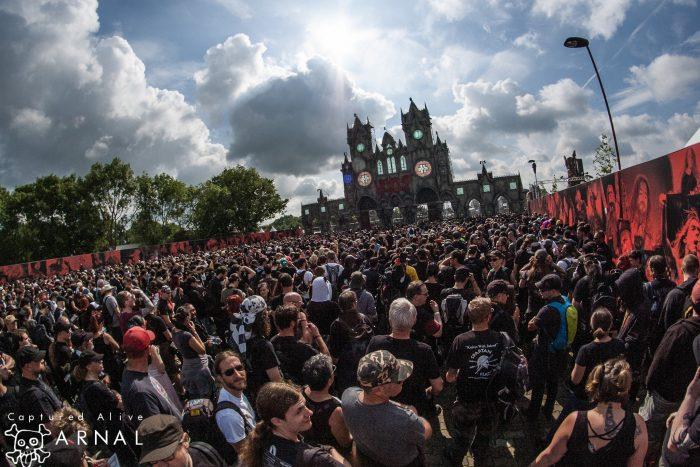 Hellfest 2016 - ingresso area concerti - 2016