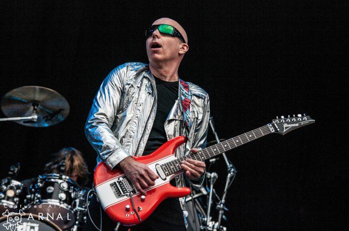 Joe Satriani - Hellfest 2016 - 2016