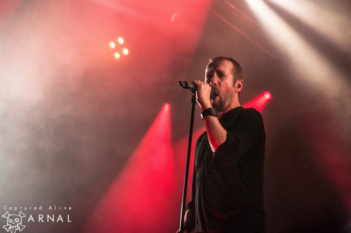 Paradise Lost - Hellfest 2016-1 - 2016