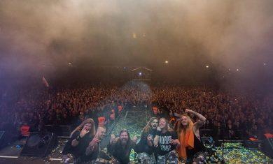 SABATON - band - 2016