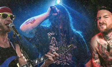 SERPENTINE DOMINION - band - 2016