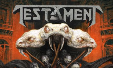 TESTAMENT - The Brotherhood Of The Snake - album - 2016