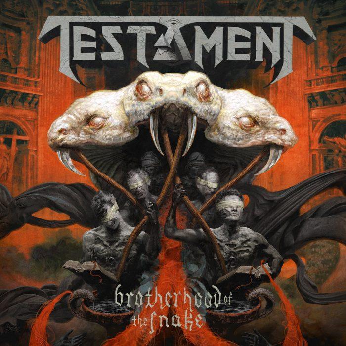 TESTAMENT - The Brotherhood Of The Snake - album - 2016
